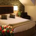 Bedroom at Clachaig Inn, Glencoe