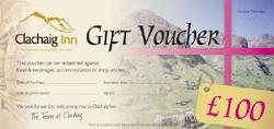 Clachaig Inn £50 Voucher