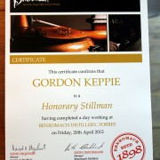 Honorary Gordon