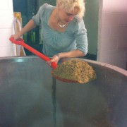 The Brewing Process.