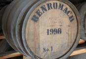 The first batch of Benromach Whisky