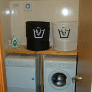 Staff lodge laundry