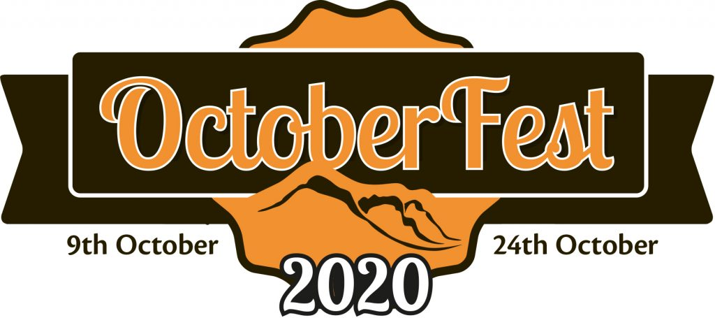 Octoberfest 2020 banner