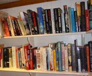 Clachaig Book Corner