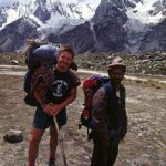 Clachaig in the karakorum