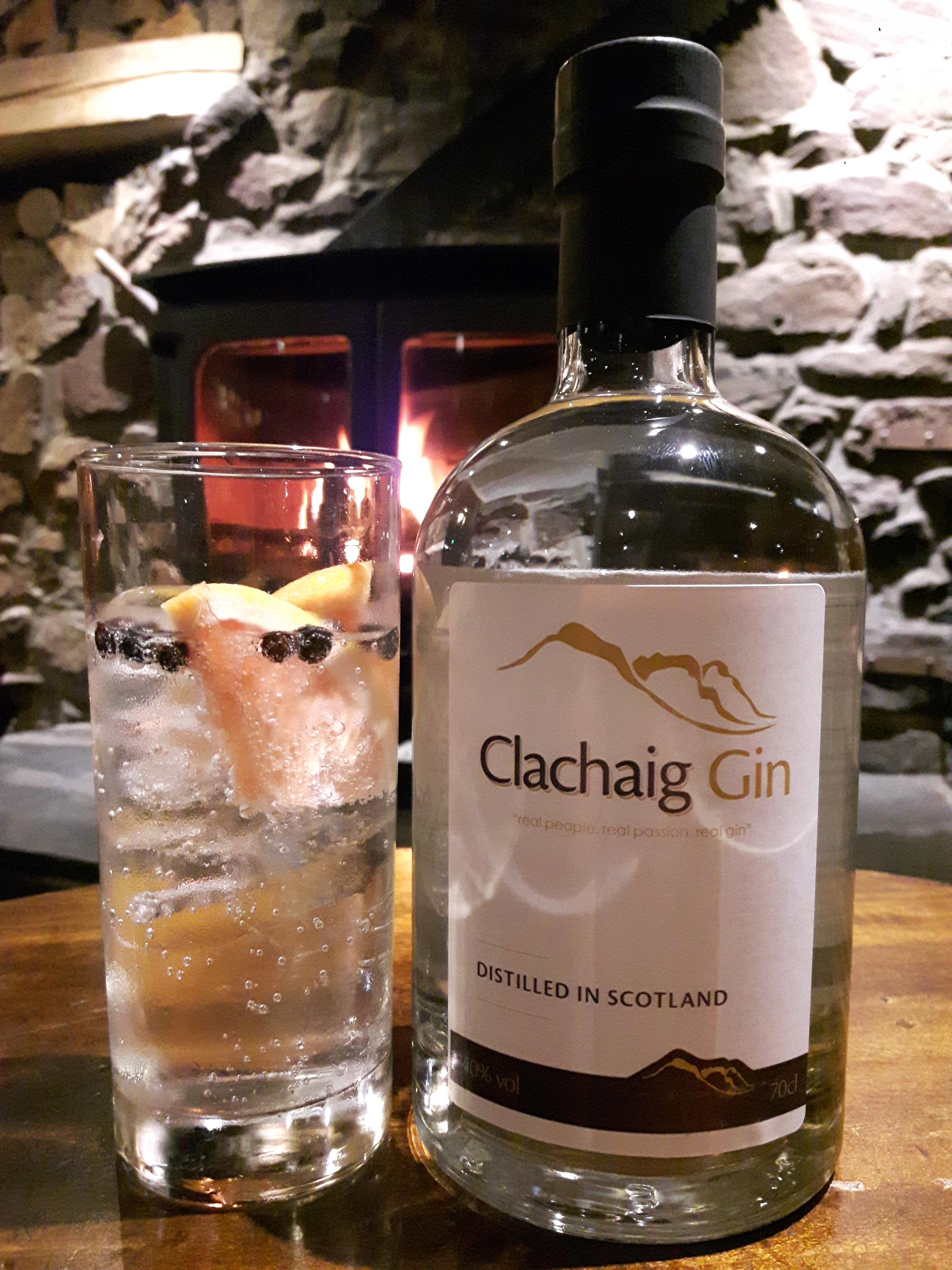 Clachaig Gin