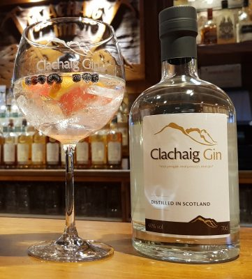 Clachaig Gin Goblet product image