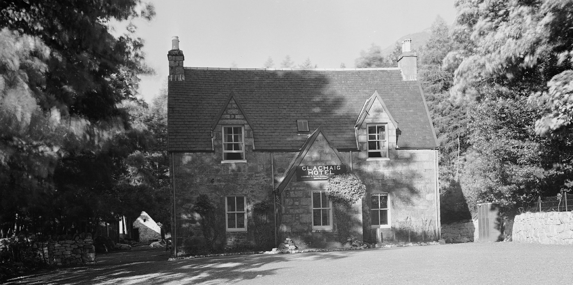 Clachaig Inn 1935