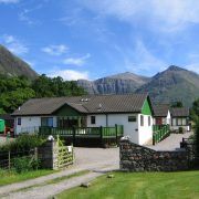 Riverbank Holiday Cottages, Glencoe